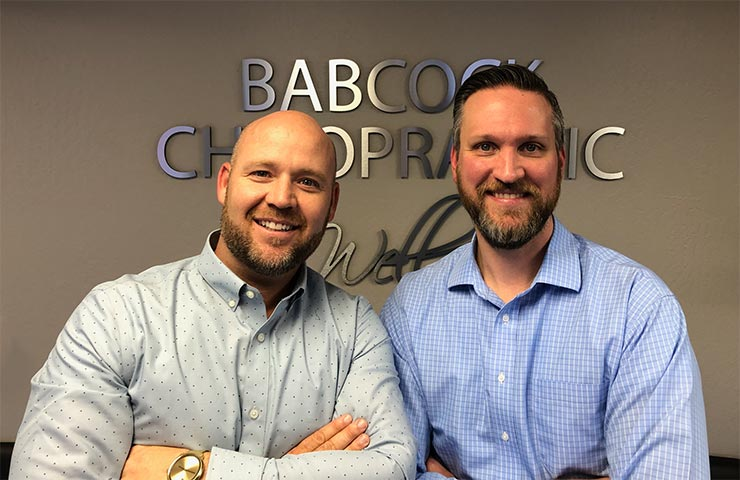 Chiropractor San Ramon CA Brent Babcock and Eric Westover