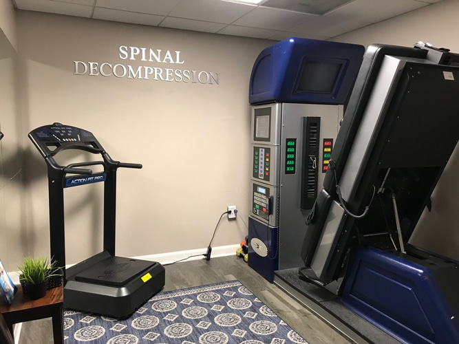 Spinal Decompression at Babcock Chiropractic & Wellness Center